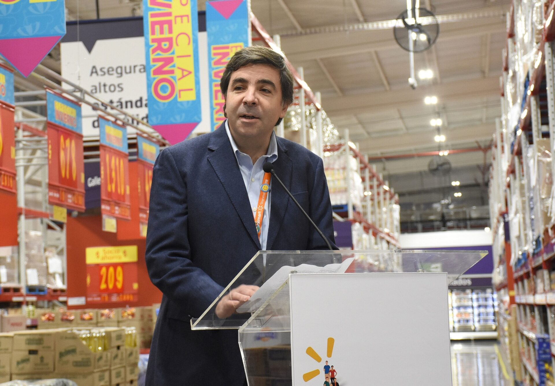 Manuel López Walmart