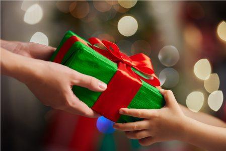 Regalo nino navidad